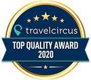 travelcircus top quality award 2020